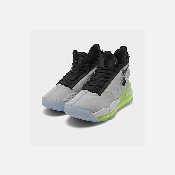pretty nice 90151 09d0c Three Quarter view of Men s Jordan Proto-Max 720 Casual Shoes in Wolf Grey