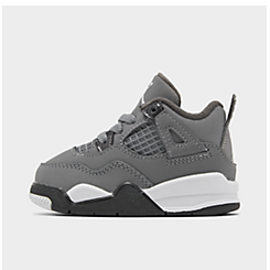 Kids' Toddler Air Jordan Retro 4 Basketball Shoes