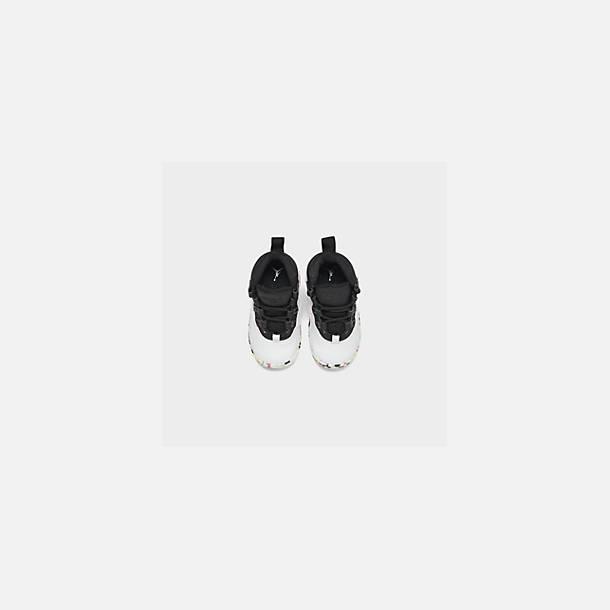 cheaper 5a403 3fac7 Girls' Toddler Air Jordan Retro 10 SE Basketball Shoes