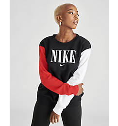 Women's Nike Sportswear French Terry Crew Sweatshirt