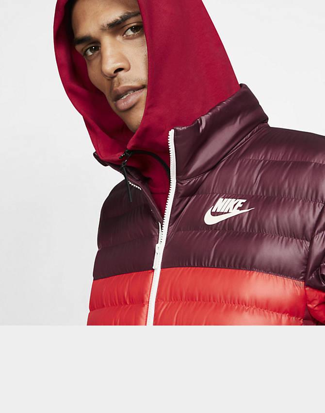Men's Nike Sportswear Syn Fill Bubble Puffer Jacket