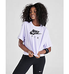 Women's Nike Air Cropped T-Shirt