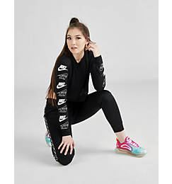 Women's Nike Sportswear Cropped Long-Sleeve T-Shirt