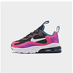 Girls' Toddler Nike Air Max 270 React Casual Shoes