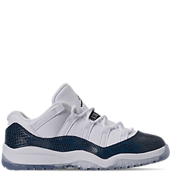 Little Kids' Air Jordan Retro 11 Low LE Basketball Shoes
