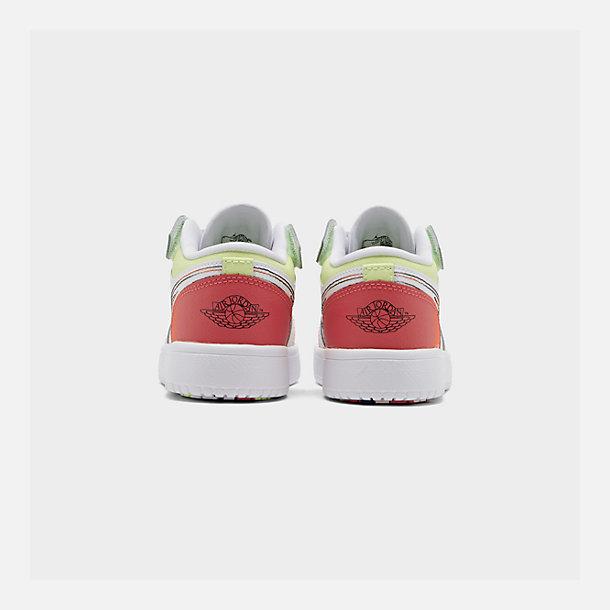 meet dbe74 867af Girls' Little Kids' Air Jordan Retro 1 Low Alt Casual Shoes