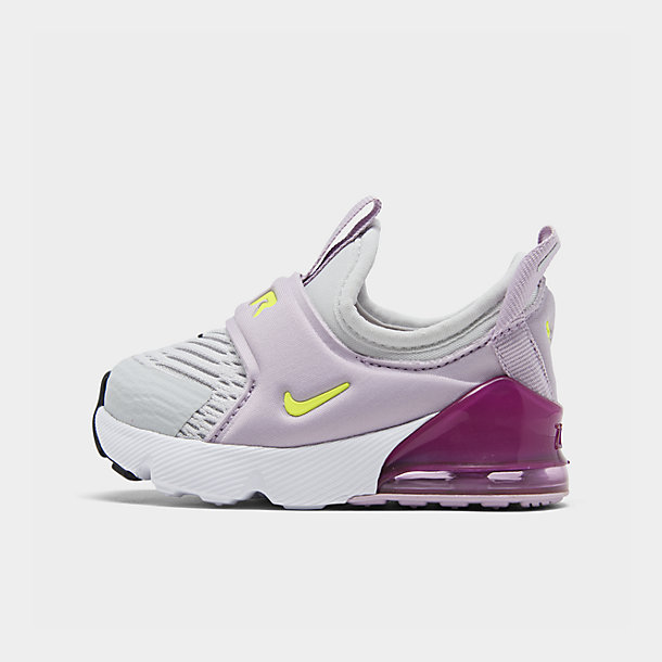 Nike Girls' Air Max 270 Valentine's Day Casual Sneakers from