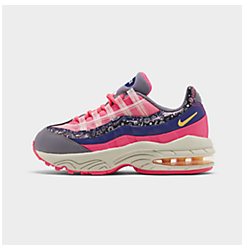 Girls' Little Kids' Nike Air Max 95 Casual Shoes