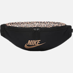 Nike Heritage Animal Print Hip Pack