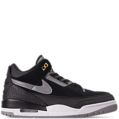 Men's Air Jordan Retro 3 Tinker Basketball Shoes