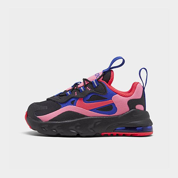 Girls' Toddler Nike Air Max 270 React Casual Shoes
