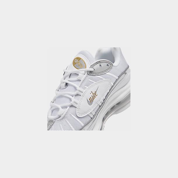 WoHerren Nike Air Max 98 Metallic Casual schuhe