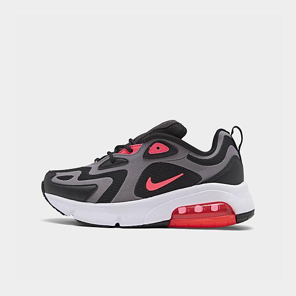 Boys' Big Kids' Nike Air Max 200 Casual Shoes