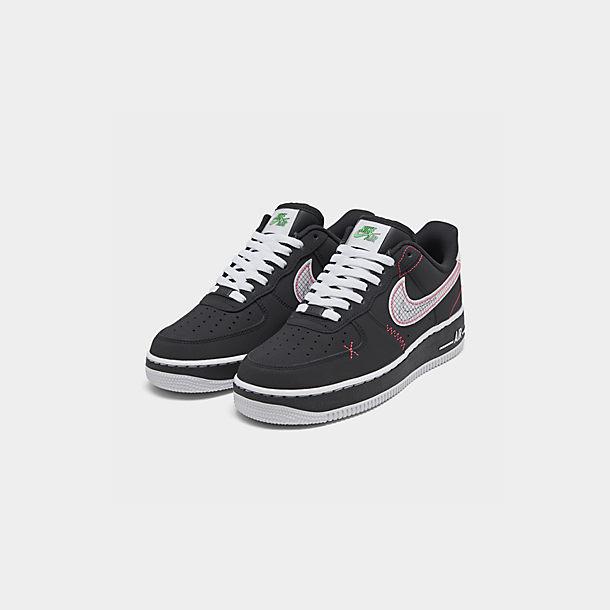 Nike Air Force 1 Low Black Grey CU6646 001 |