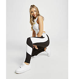 Women's Gym King Panel Leggings