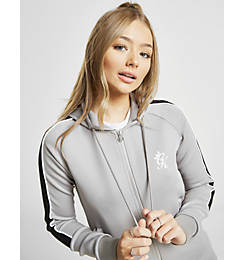 Women's Gym King Poly Full-Zip Hoodie