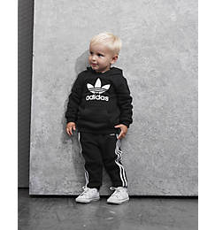 Infant and Toddler Kids' adidas Originals Hoodie and Jogger Pants Set