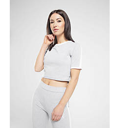 Women's Gym King Crop T-Shirt