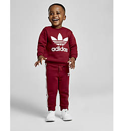 Kids' Infant and Toddler adidas Originals Track Suit