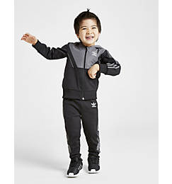 Kids' Toddler and Infant adidas Originals Hooded Track Suit