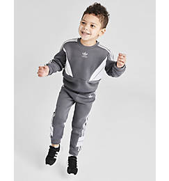 Kids' Toddler and Infant adidas Originals Track Suit