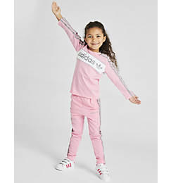 Girls' adidas Originals Solid Long-Sleeve T-Shirt