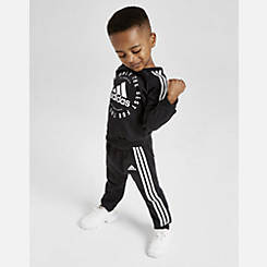 Infant and Toddler adidas Fleece Jogger Set