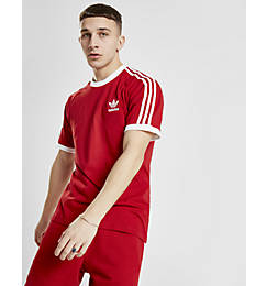Men's adidas Originals 3-Stripes California T-Shirt