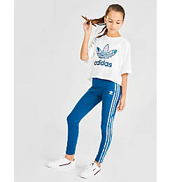 Girls' adidas Originals Marble Crop T-Shirt