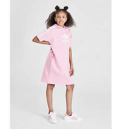 Girls' adidas Originals Marble Hoodie Dress