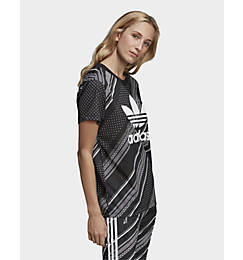 Women's adidas Originals Boyfriend Trefoil T-Shirt
