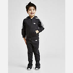 Infant and Toddler adidas Originals Radkin Hoodie Set