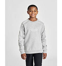 Boys' adidas Originals Radkin Fleece Crew Sweatshirt
