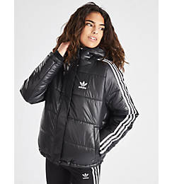 Women's adidas Originals 3-Stripes Oversized Padded Jacket