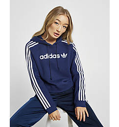 Women's adidas Originals 3-Stripes Linear Hoodie