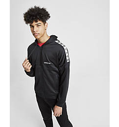 Men's adidas Originals Trefoil Tape Full-Zip Hoodie