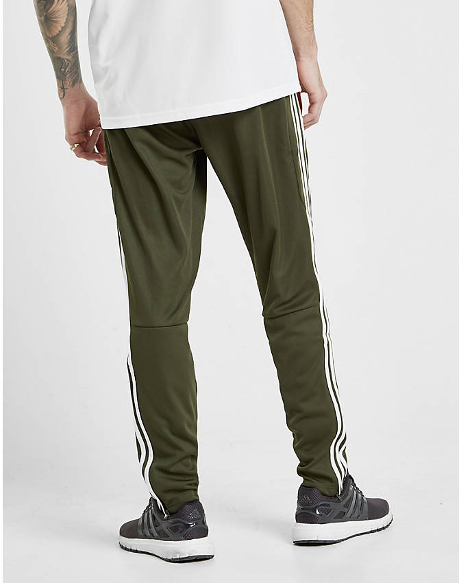 Back Left view of Men's adidas Tiro 19 Training Pants in Night Cargo
