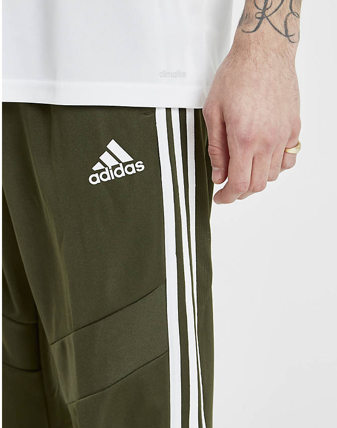 Back Right view of Men's adidas Tiro 19 Training Pants in Night Cargo