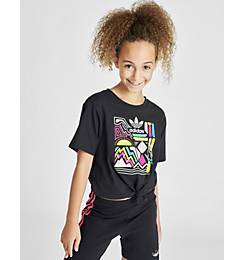 Girls' adidas Originals Boyfriend Long T-Shirt