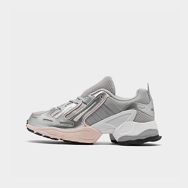adidas eqt gazelle rosa silber