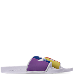 Men's adidas Adilette Pride Slide Sandals