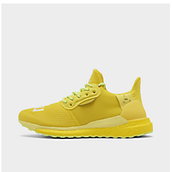 Unisex Pharrell Williams x adidas Solar HU PRD Running Shoes (Men's Sizing)