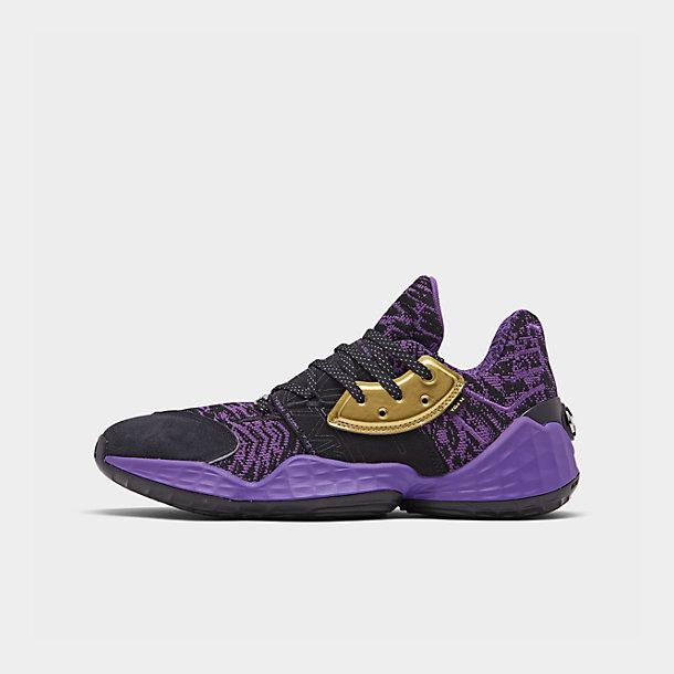 uk store great deals 2017 new photos Men's adidas x Star Wars Harden Vol. 4 Basketball Shoes