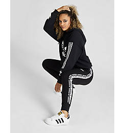 Women's adidas Originals Tape Poly Jogger Pants