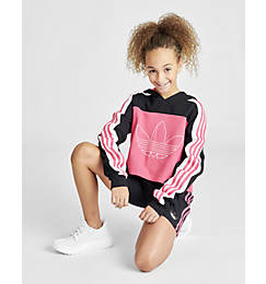 Girls' adidas Originals Cropped Hoodie