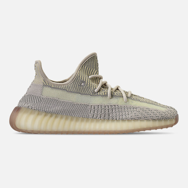 Image of MEN'S ADIDAS YEEZY BOOST 350 V2 'CITRIN'