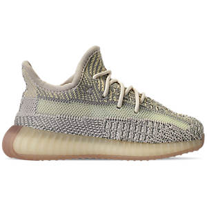 Image of BOYS' TODDLER ADIDAS YEEZY 350 V2 'CITRIN'