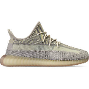 Image of BOYS' LITTLE KIDS ADIDAS YEEZY 350 V2 'CITRIN'