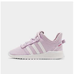Girls' Toddler adidas U_Path Run Casual Shoes