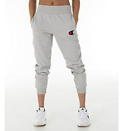 Women's Champion Reverse Weave Chenille Jogger Sweatpants